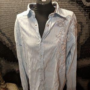 Great condition Roar dress shirt